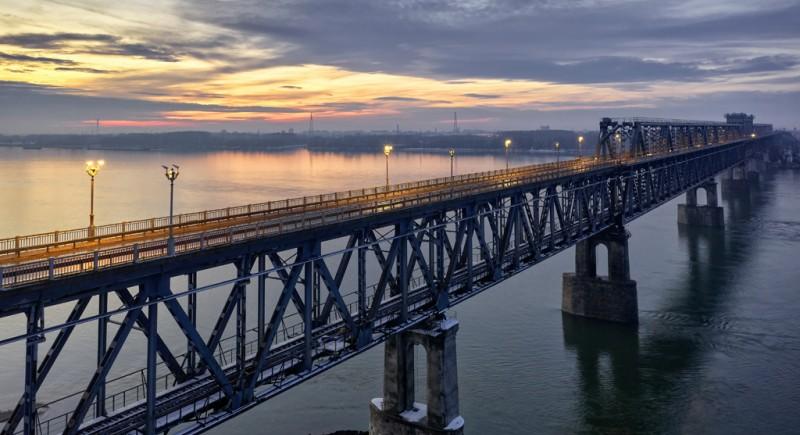 град Русе - Дунав мост.