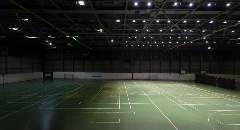 Спортна зала - Албена