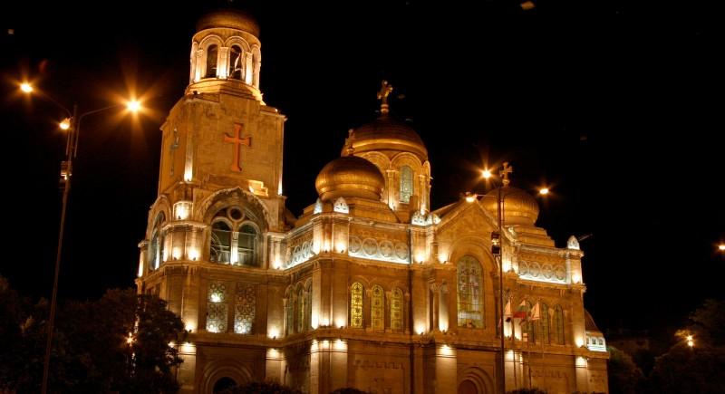Варна - катедралата