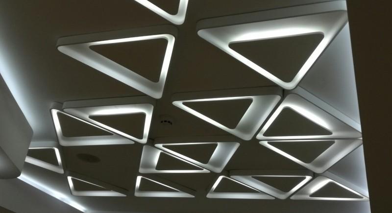 Интериорно осветление за заведения