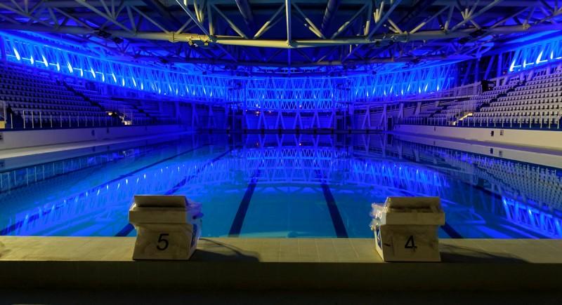 Плувен комплекс - Бургас